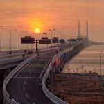 槟城旅游:槟城第二大桥 Second Penang Bridge