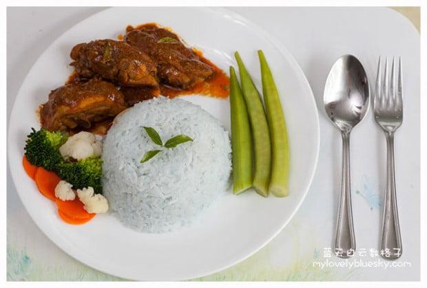 A1 BRAND Rendang Instant Curry Sauce  & Jasmine Sunwhite新阳上等香米