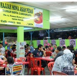 马六甲美食:Hajjah Mona Asam Pedas