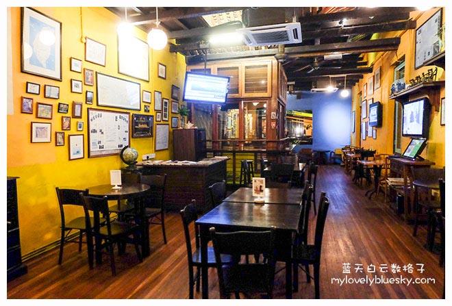 马六甲美食:地理学家 Geographer Cafe