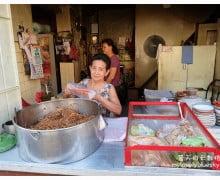 马六甲美食 : 赌间口隆胜芋粿