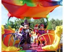 巴黎迪士尼乐园:迪斯尼20周年庆火车(Le Train Disney du 20ème Anniversaire)