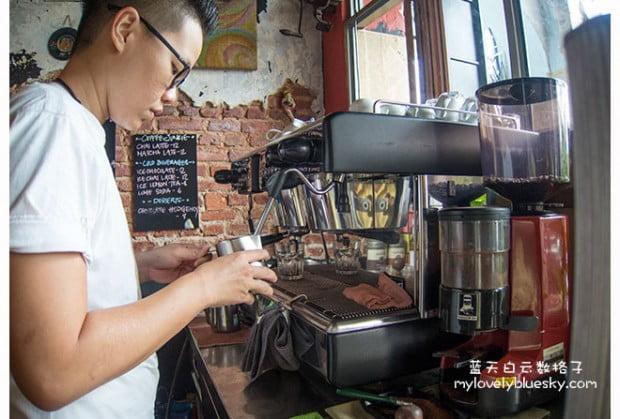 槟城美食:Coffee Junkie @ Junk