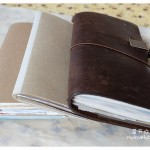 离不开手帐 Midori Traveler's Notebook