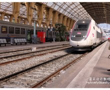 欧洲坐火车旅行 | 巴黎-布鲁塞尔 - 巴黎 - 尼斯 - 巴黎