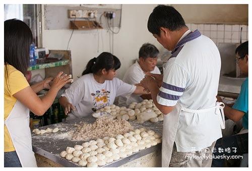 曾家福州光饼 - 全家大小帮忙手工制作