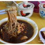 槟城美食:亚裕特别卤面 Ah Joo Loh Mee