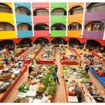 吉兰丹旅游:Pasar Siti Khadijah 西蒂卡迪嘉巴剎