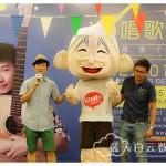 专访:阿牛《唱歌给你听》首场个人演唱会造势活动