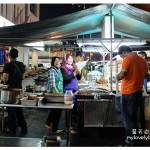 吉兰丹美食: Yati Ayam Percik + Warisan Nasi Kukus + Satay Suria