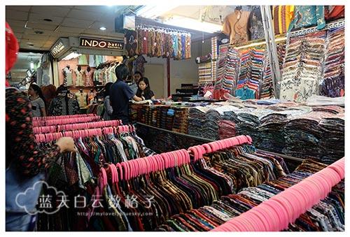 印尼雅加达 Jakarta 旅游完结篇:Tanah Abang Textile Market