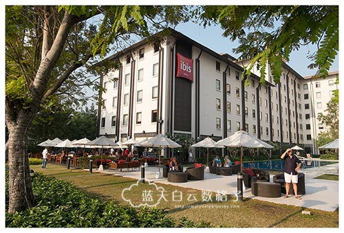 泰国曼谷旅游酒店篇:ibis Bangkok Riverside