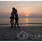 泰国华欣景点:华欣海滩