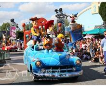 法国巴黎旅游: Walt Disney Studios Park & Disneyland Paris (Part 2)