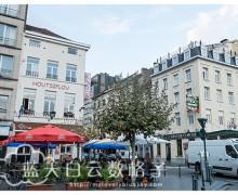 比利时布鲁塞尔美食 | Houtsiplou