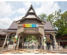 马六甲景点 : 迷你马来西亚及亚细安文化公园 Mini Malaysia & Asean Cultural Park