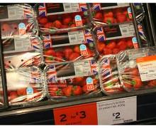 英国伦敦购物:Sainsbury's Market