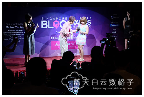 2015年新加坡部落格大奖 Singapore Blog Awards