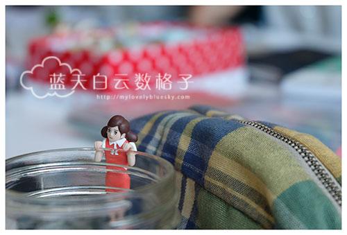 《蓝天白云数格子》新加坡迷你手帐聚会