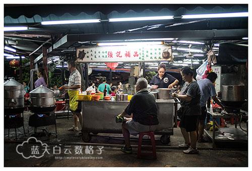 吉隆坡美食:强记补品