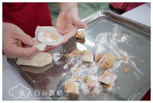 洪成香贡糖花生糖专卖店