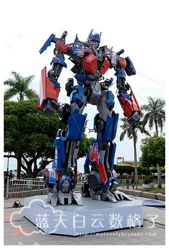 变形金刚(Transformers)展览