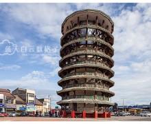 霹雳安顺旅游 : 安顺斜塔