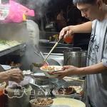 槟城美食:三条路炭烧福建面
