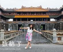 越南顺化旅游:顺化京城 Kinh thành Huế