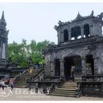 越南顺化旅游:启定皇陵 (Lang Khai Dinh)