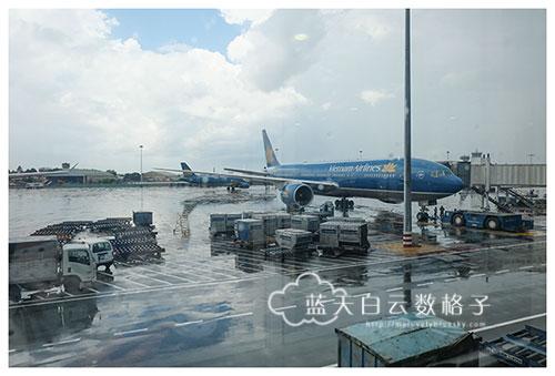 河内飞往胡志明市