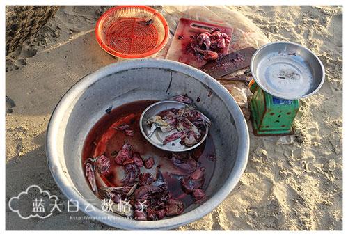 越南岘港旅游:美溪海滩 My An Beach