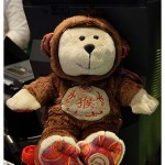 Starbucks Bearista Bear Chinese New Year Edition 2016 猴年熊宝宝