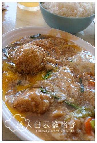 槟城日本横街美食:新润记海鲜饭店