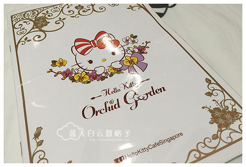 新加坡美食:Hello Kitty Orchid Garden @ Changi Airport, Terminal 3
