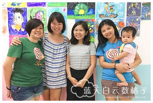 Funplay Parent Child Studio 玩fun天亲子馆:柔佛亲子手帐分享会
