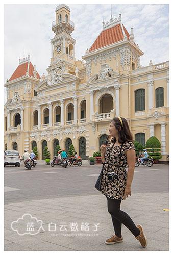Ho Chi Minh City Hall / Saigon City Hall / Hôtel de Ville de Saïgon