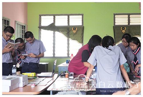 雪兰莪吧生SMK Tengku Ampuan Rahimah:手帐怎么玩?