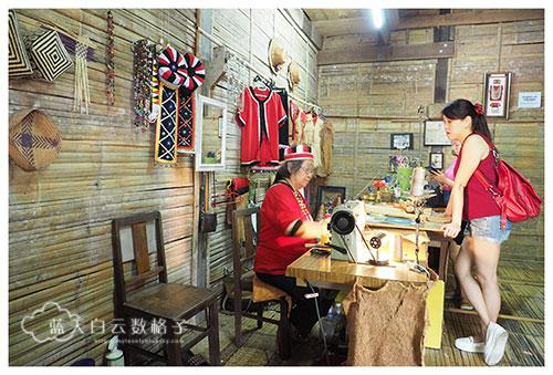 砂拉越古晋旅游:Sarawak Cultural Village 砂拉越文化村