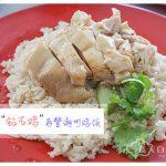 芙蓉美食:再豐潮州鸡饭 (钻石鸡)