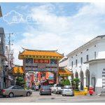 砂拉越古晋旅游:海唇街(Main Bazaar)、印度街(India Street)和 亚答街(Carpenter Street)