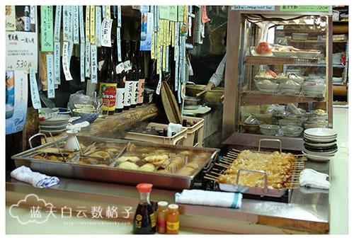 日本大阪旅游:新世界 Shinsekai