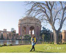 美国三藩市旅游 | Palaces of Fine Art 艺术馆