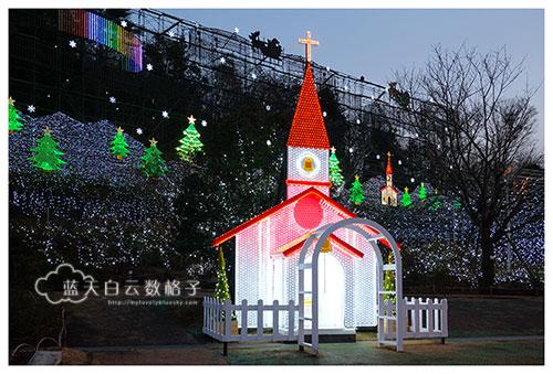 日本栃木县足利市旅游:足利花卉公园 Ashikaga Flower Park