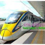 马来西亚KTM 双轨电动列车 ETS :KL Sentral —–> Butterworth