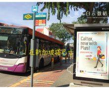 新加坡公共交通 : 搭巴士 ( 来新加坡旅游不一定要乘搭地铁, 巴士可以去更多地方 ! )