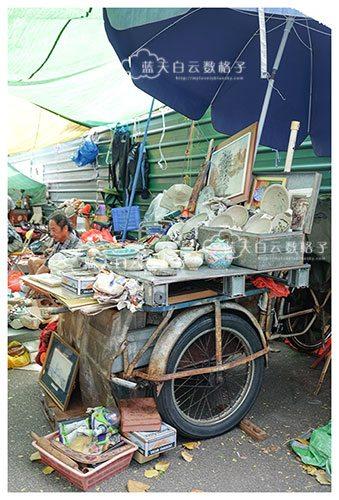 结霜桥旧货市场 Sungei Road Flea Market