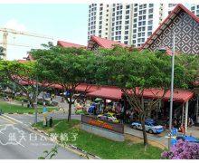新加坡景点 : 芽茏士乃市集 Geylang Serai Market
