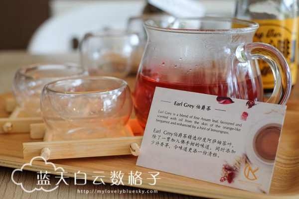 手工艺花茶