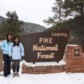 第一个访客~~Pikes Peak